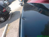 BMW 740i-Holy City Dent Guy-Paintless dent repair-Click for larger image